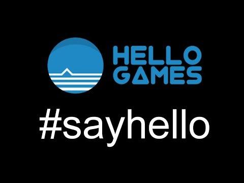 Message To Hello Games | #sayhello