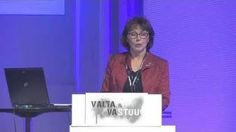 Uudistuva eläkejärjestelmä Suomen tulevaisuuden kannalta