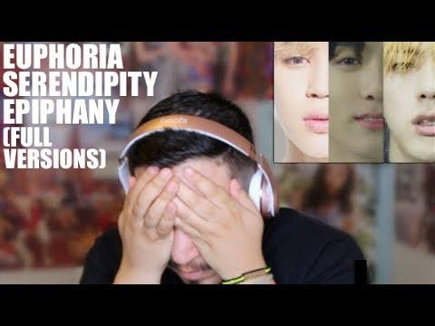 BTS EUPHORIA SERENDIPITY EPIPHANY (FULL) REACTION