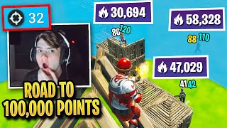 Mongraal Makes Players at 30,000 Arena Points Look Like BOTS!