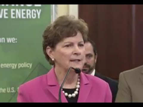 SHAHEEN AND PORTMAN CALL FOR VOTE ON ENERGY EFFICIENCY BILL