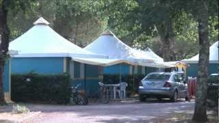CAMPING ESTANQUET SAISON 2013 LA PALMYRE ROYAN CHARENTE-MARITIME FRANCE