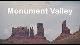 Monument Valley Navajo Nation Parks Recreation Southwest Scenic Experience Million Years