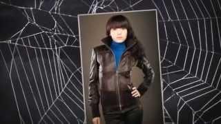 Cтильные кожаные куртки 2014 / Modern, stylish leather jackets 2014(, 2014-01-26T06:24:07.000Z)