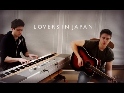 Lovers In Japan - Coldplay (Cover)