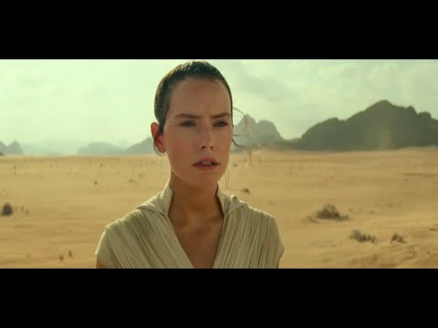 Watch the teaser trailer for 'Star Wars: The Rise of Skywalker'