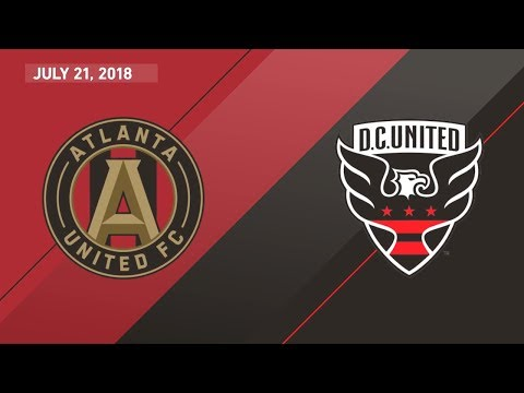 HIGHLIGHTS: Atlanta United FC vs. D.C. United | July 21, 2018