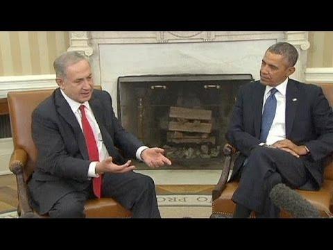Netanyahu faces an awkward five days in America