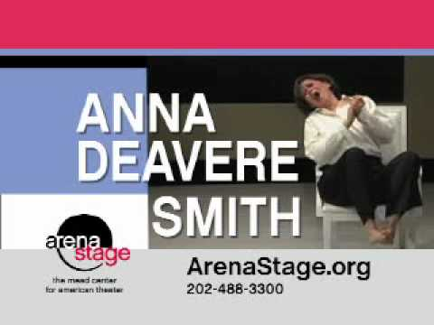 Anna Deavere Smith in Let Me Down Easy at Arena Stage