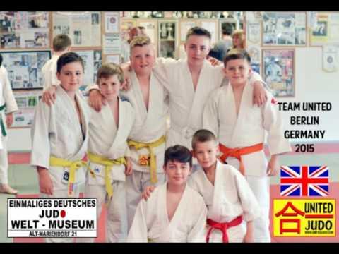2015 United Judo Champions England