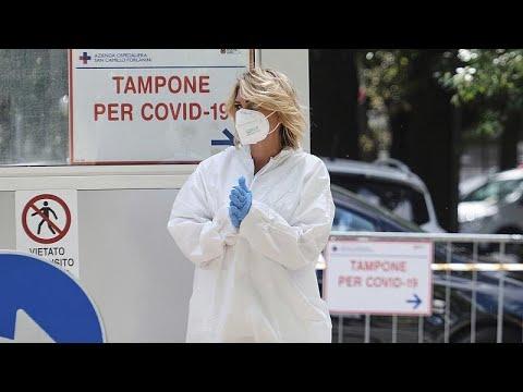 В Риме — новые очаги коронавируса
