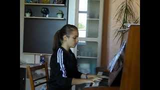 сумерки(музыка ангелов)-на пианино