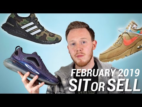 2019 Sneaker Releases: February SIT or SELL Part 1