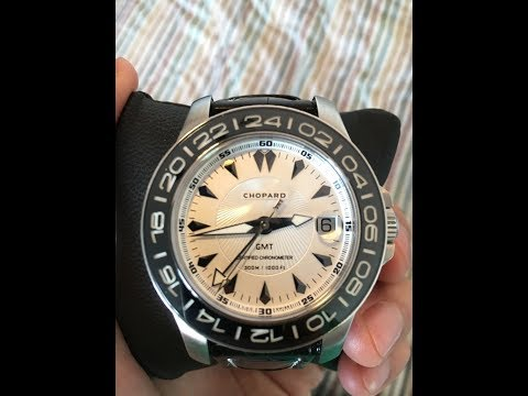 COLLECTOR STUPIDITY - Chopard LUC Pro One GMT - Unsellable Wrist Watches