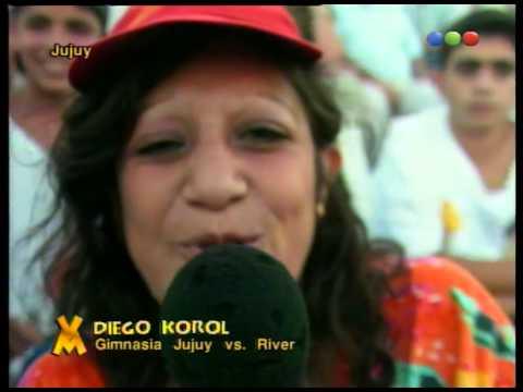 diego-korol-en-gimnasia-de-jujuy-vs-river---videomatch-1997