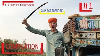 2 foreigner in Bollywood || 2020 Compilation #1  || Trending || Best funny Video