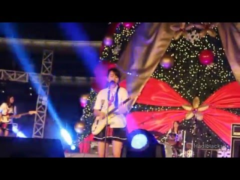 [FANCAM] JKT48 - Majisuka Rock n Roll Band 4th Anniversary @ Mall Alam Sutera