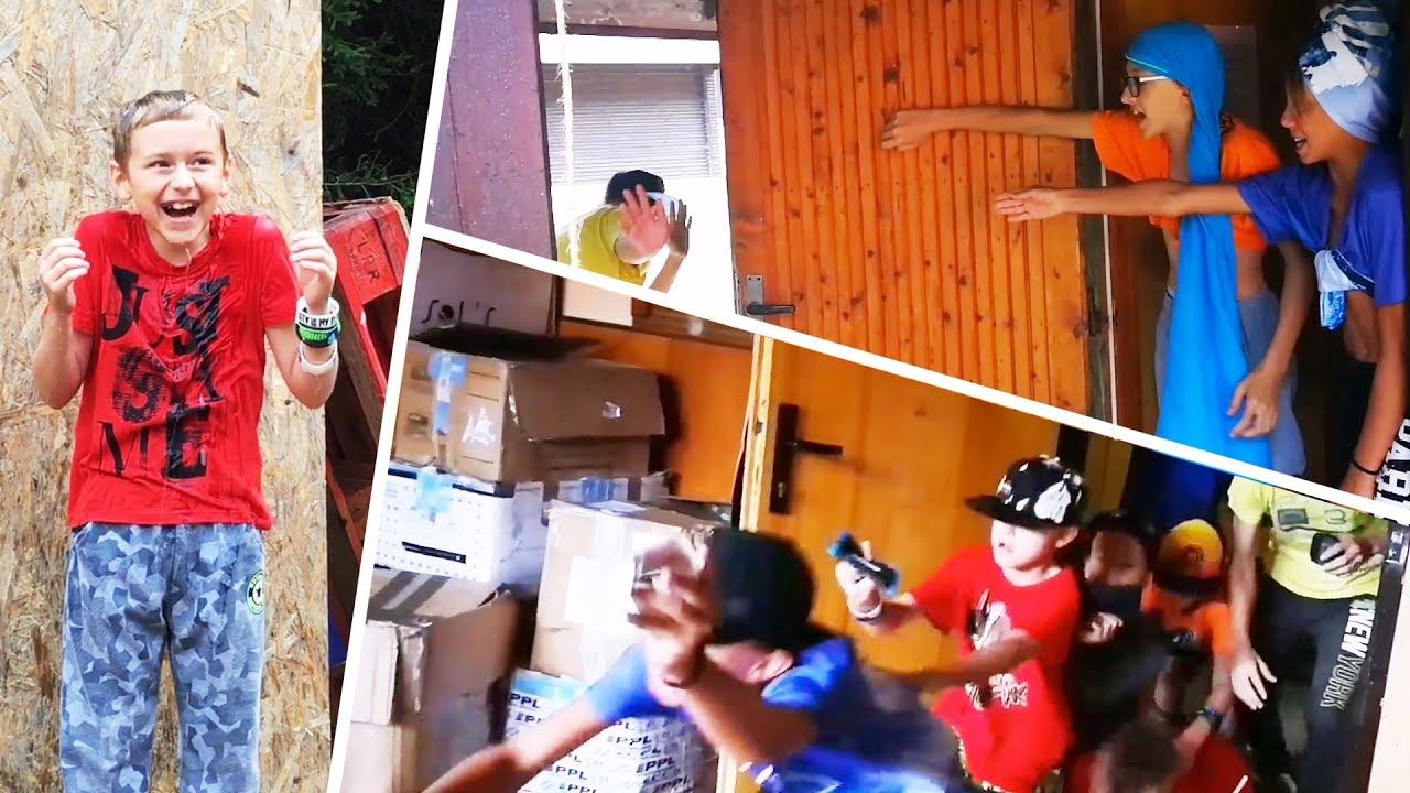 Typické situace na Tary Campu! [Parodie]