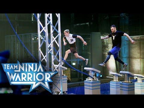 Team Ninja Warrior - Parkour Challenge