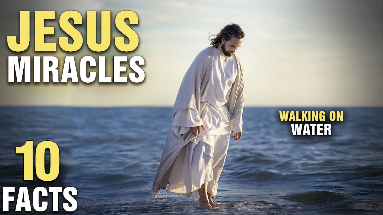 Download 10 Most Surprising Miracles of Jesus