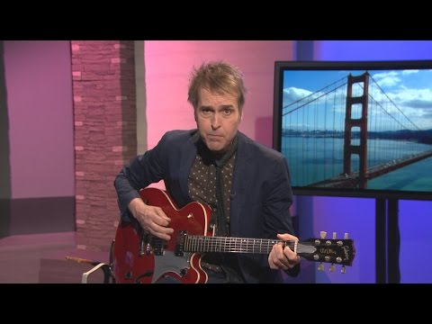 San Francisco Rock Musician Chuck Prophet