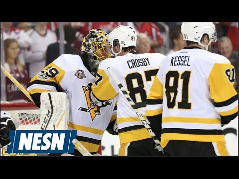 Move to Matt Murray pays off as Penguins even series with Senators