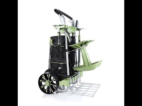 Improvements CarryAll Gardening Cart Wheels