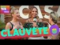 Ivete Sangalo e Claudia Leitte   Teste da Telepatia   Casa TVZ Verão