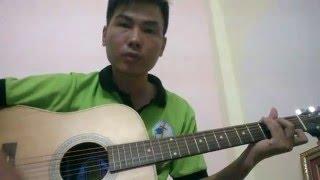 Phó Thác guitar hướng dẫn đánh đơn giản