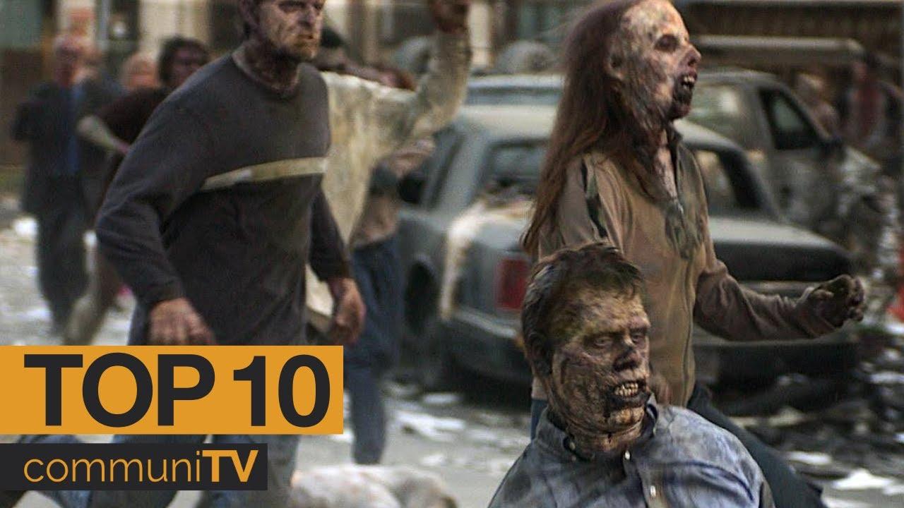 Download Top 10 Zombie Movies