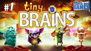 Tiny Brains - Ep.1 - Fanta et Bob contre le Savant Fou