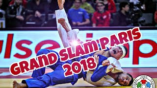PARIS GRAND SLAM 2018 | TOP IPPONS | BEST MOMENTS 2018