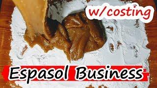 How to Make Espasol for Business   Espasol Recipe