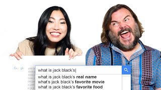 Download Jack Black & Awkwafina Answer the Web's Most Searched Questions | WIRED Mp3 and Videos