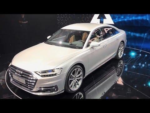 Audi A8   Perfect Sedan! Hot Car 2018