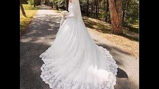 Свадебное платье Хиджаб.Красиво.