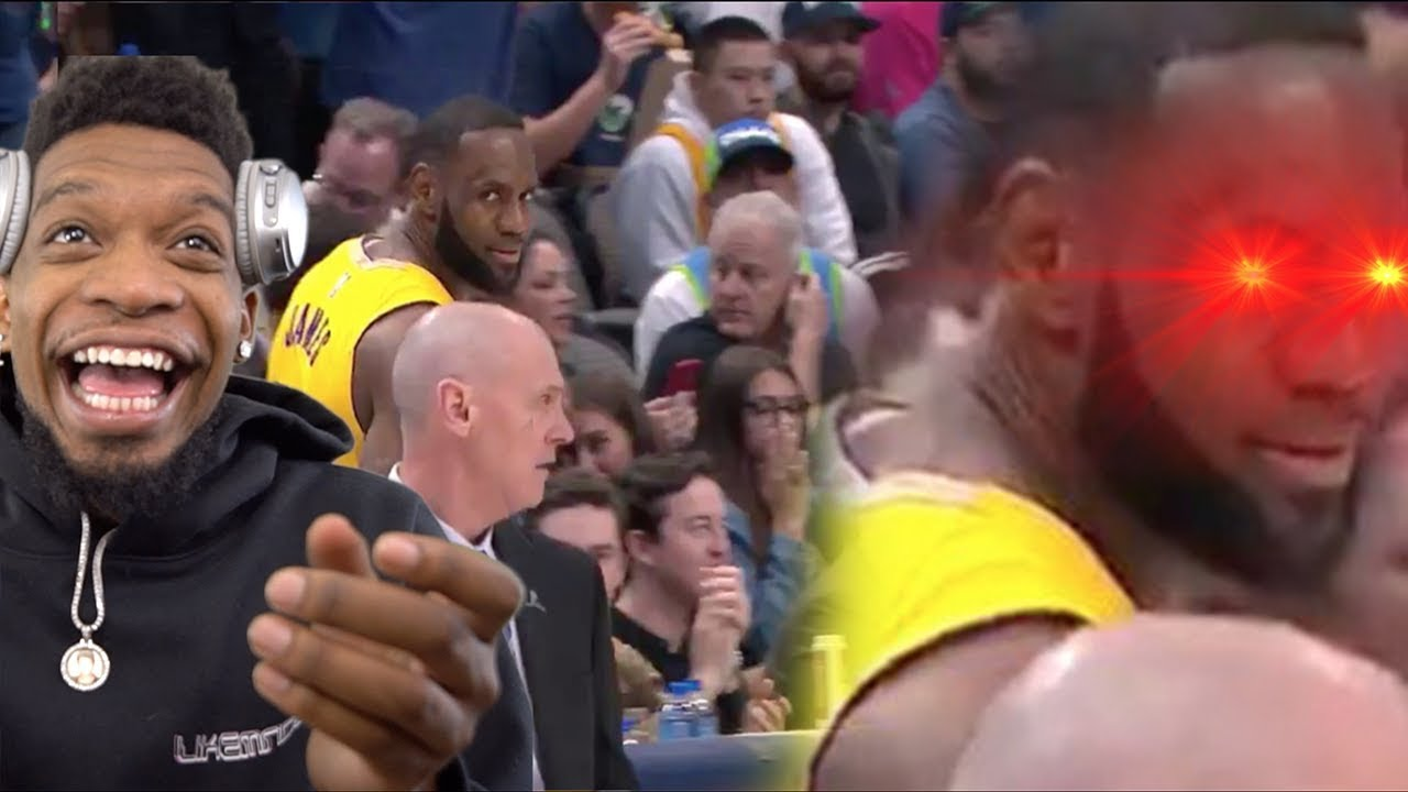 Lebron Gets Coach Ejected Lmfao Lakers Vs Mavericks Full Game Highlights