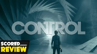 Control – SCORED REVIEW | A Masterful Object of Power? (Video Game Video Review)