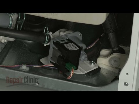 Recirculation Pump - Electrolux Washer