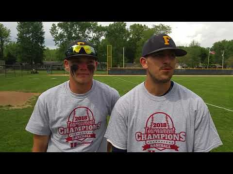 Franklin Wins HCAC Baseball Championship, Post-Tournament Interview