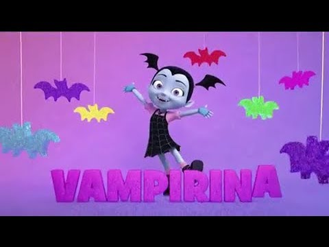 Vampirina - Nueva Serie Disney Junior (Promo)