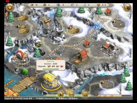 Viking Saga 3 Epic Adventure walkthrough gameplay level 32