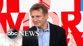Liam Neeson Interview on