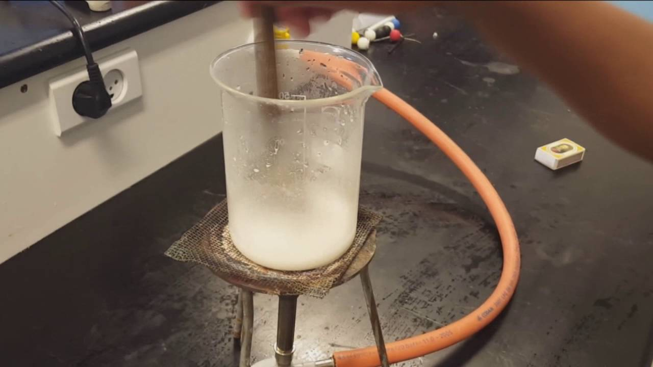 Hvordan man laver PLastik. how you make PLastic