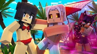 "Origins of Olympus #46 - ""Bikini Beach Party? WAIT!!!"" (Percy Jackson Minecraft Roleplay)"