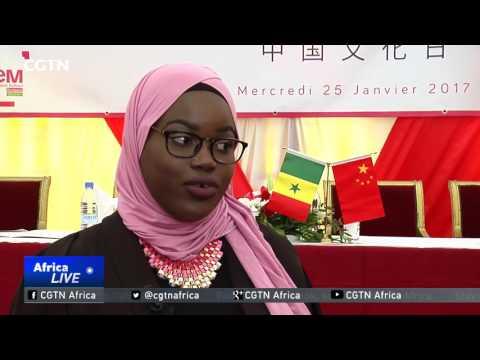 Mandarin language gains popularity across Senegal