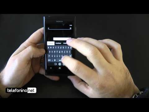 Nokia Lumia 800 videoreview da Telefonino.net
