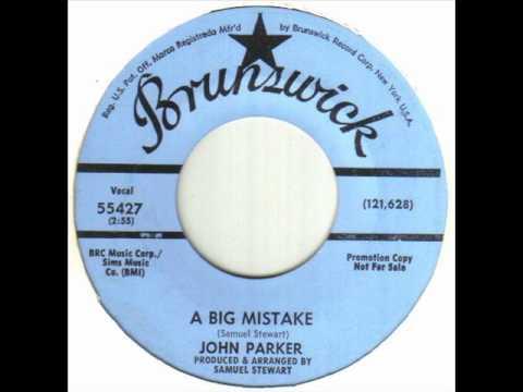 John Parker - A Big Mistake.wmv
