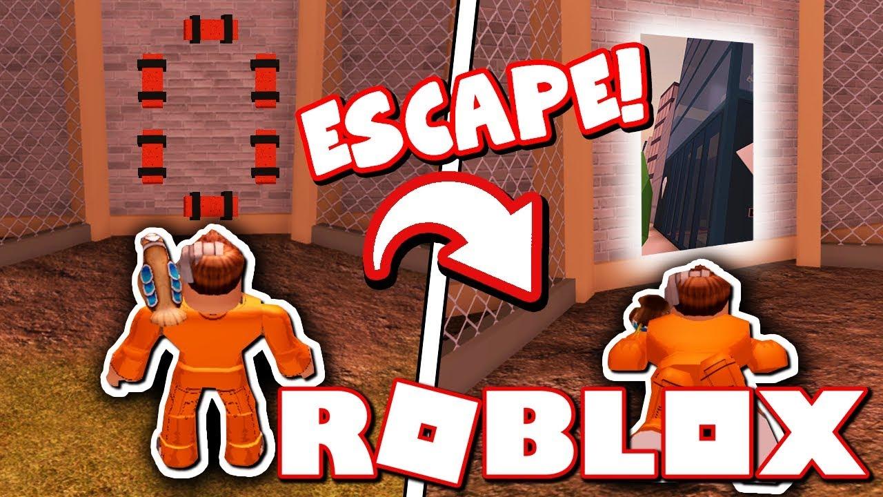 The New Secret Escape Route Official Release Roblox