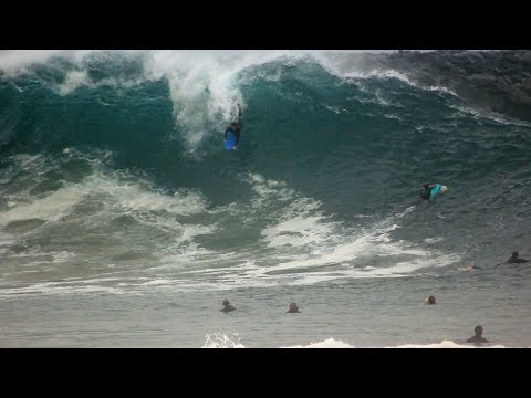 The Wedge | June 4th | 2017 (RAW FOOTAGE)